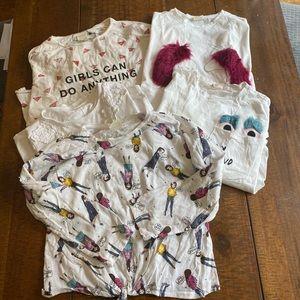 Zara T-shirts bundle